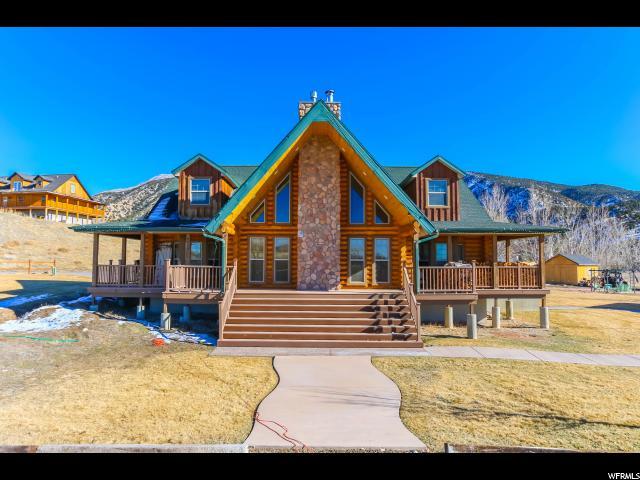 单亲家庭 为 销售 在 4910 S 1640 W 4910 S 1640 W Sterling, 犹他州 84665 美国