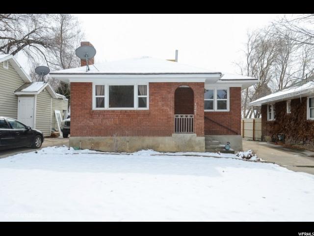 Single Family للـ Sale في 1267 E CAPITOL Street 1267 E CAPITOL Street Ogden, Utah 84401 United States