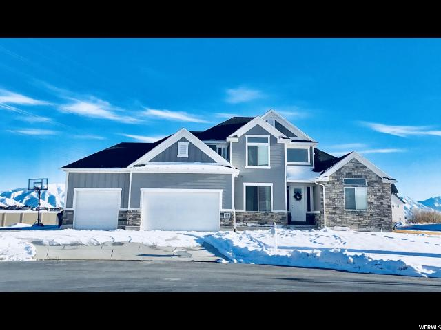 Single Family for Sale at 327 W HIDDEN Court 327 W HIDDEN Court Vineyard, Utah 84058 United States