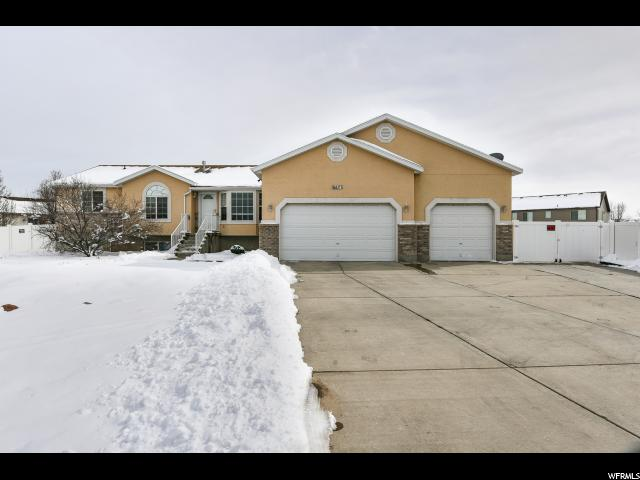Single Family for Sale at 2681 S ATHENA Drive 2681 S ATHENA Drive Magna, Utah 84044 United States