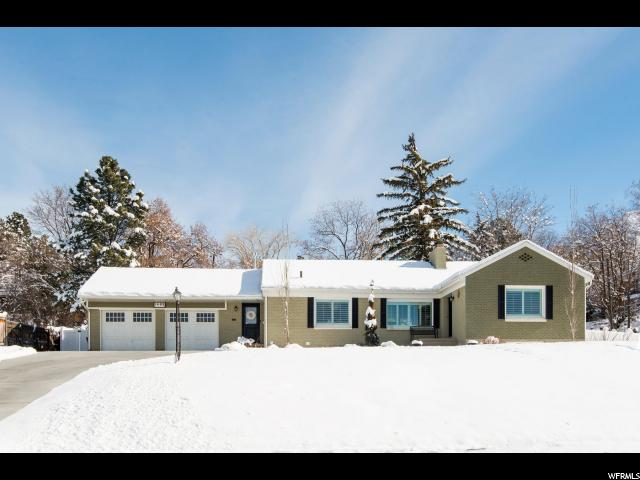 Home for sale at 1489 S Wasatch Dr, Salt Lake City, UT 84108. Listed at 749900 with 4 bedrooms, 4 bathrooms and 2,939 total square feet