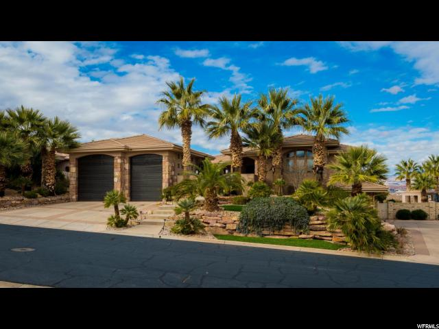 Single Family for Sale at 2293 STONE CLIFF Drive 2293 STONE CLIFF Drive St. George, Utah 84790 United States