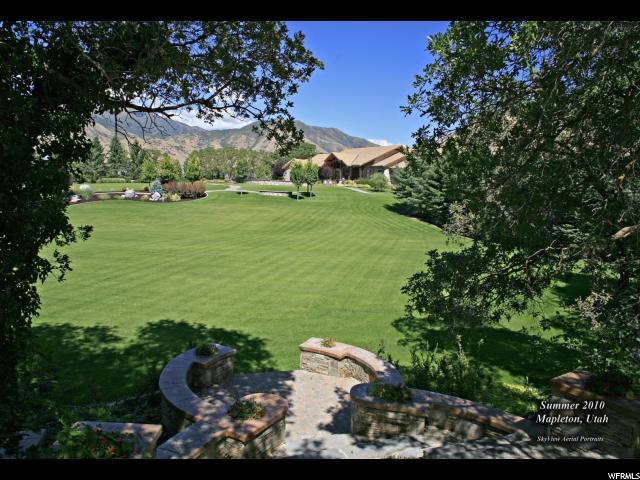 Single Family for Sale at 750 S PETERSON Lane 750 S PETERSON Lane Mapleton, Utah 84664 United States