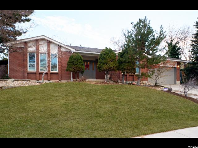 1942 E PARKRIDGE DR, Cottonwood Heights UT 84121