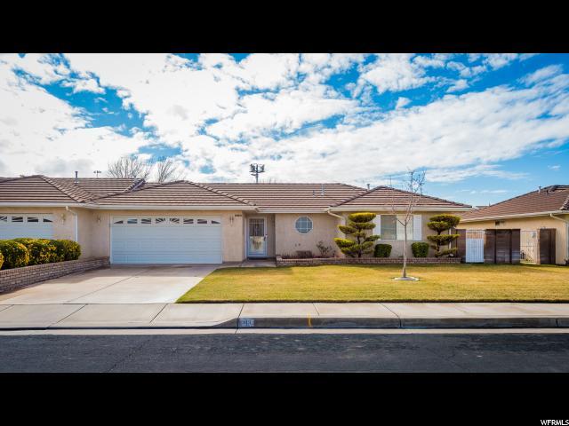 Casa unifamiliar adosada (Townhouse) por un Venta en 579 W 100 S 579 W 100 S Hurricane, Utah 84737 Estados Unidos