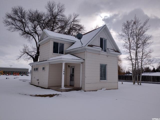 Single Family للـ Sale في 106 E E CENTER Street 106 E E CENTER Street Lewiston, Utah 84320 United States