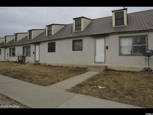 102 W 100 Vernal, UT 84078 - MLS #: 1507080