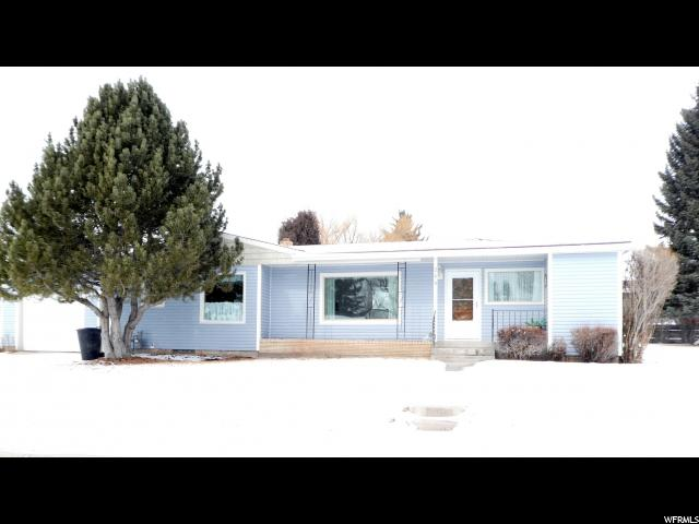 Unifamiliar por un Venta en 269 E 200 N 269 E 200 N Soda Springs, Idaho 83276 Estados Unidos