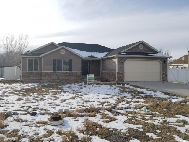 单亲家庭 为 销售 在 123 N 300 W 123 N 300 W Minersville, 犹他州 84752 美国