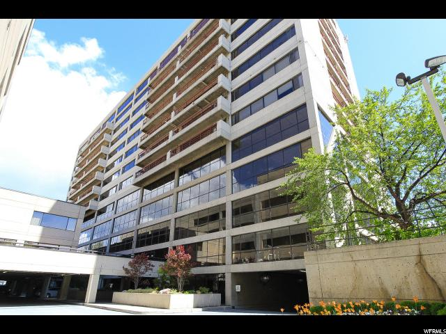 Home for sale at 560 E South Temple #708, Salt Lake City, UT 84102. Listed at 659000 with 2 bedrooms, 2 bathrooms and 1,584 total square feet