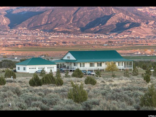 Unique la famille pour l Vente à 4538 N 5300 W 4538 N 5300 W Cedar City, Utah 84721 États-Unis