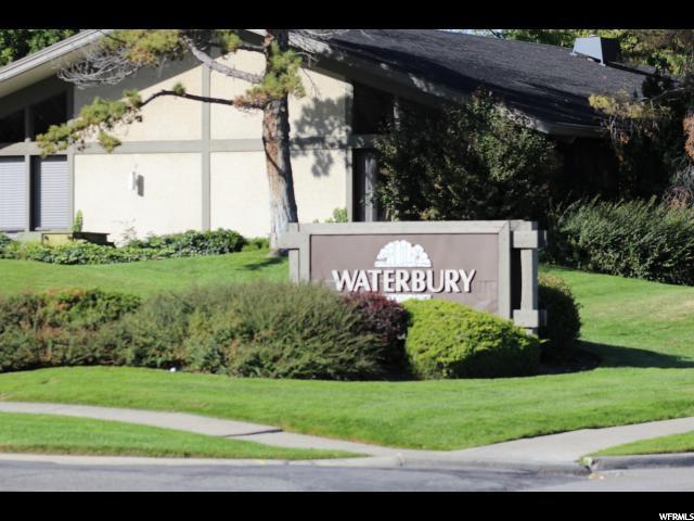 1581 E WATERBURY DRIVE DR Unit L Salt Lake City, UT 84121 - MLS #: 1507314