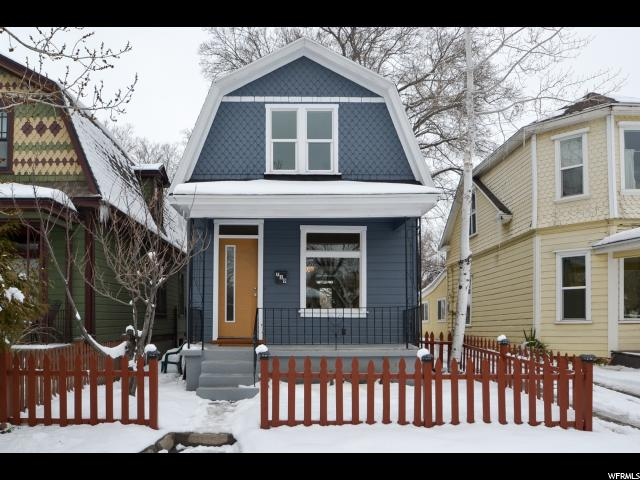 719 E 900 S, Salt Lake City UT 84105