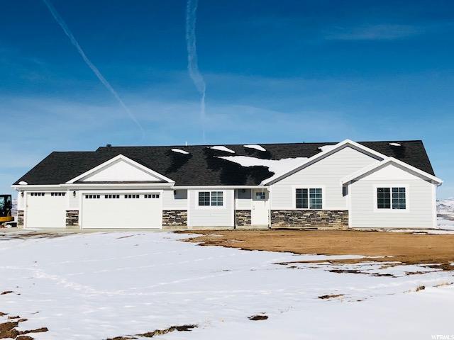 Один семья для того Продажа на 317 E SKYLINE Drive 317 E SKYLINE Drive Preston, Айдахо 83263 Соединенные Штаты