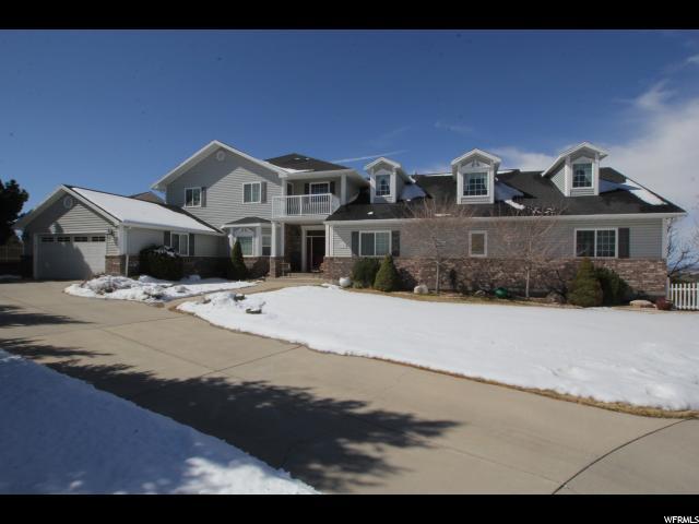Unique la famille pour l Vente à 2341 W CODY Drive 2341 W CODY Drive Cedar City, Utah 84720 États-Unis