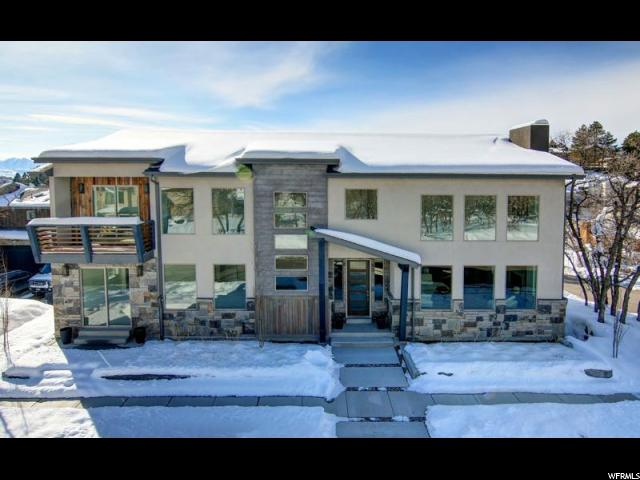 Single Family for Sale at 8754 S SUTTON WAY 8754 S SUTTON WAY Cottonwood Heights, Utah 84121 United States