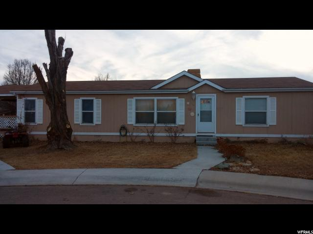 Unifamiliar por un Venta en 710 E BIRCH Street 710 E BIRCH Street Wellington, Utah 84542 Estados Unidos