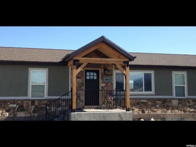 Single Family for Sale at 174 W 350 S 174 W 350 S Goshen, Utah 84633 United States