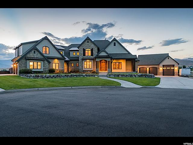 单亲家庭 为 销售 在 2287 E RILEY Circle 2287 E RILEY Circle Eagle Mountain, 犹他州 84005 美国