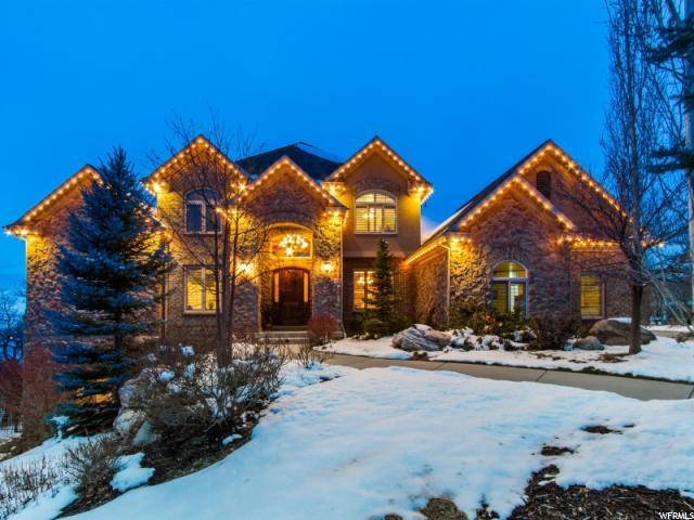单亲家庭 为 销售 在 1232 S DEER CREST Circle 1232 S DEER CREST Circle Fruit Heights, 犹他州 84037 美国