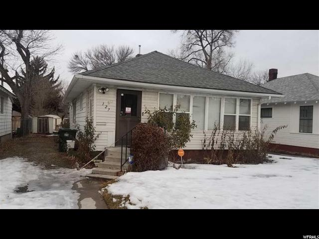 Single Family for Sale at 127 N 12TH 127 N 12TH Pocatello, Idaho 83201 United States