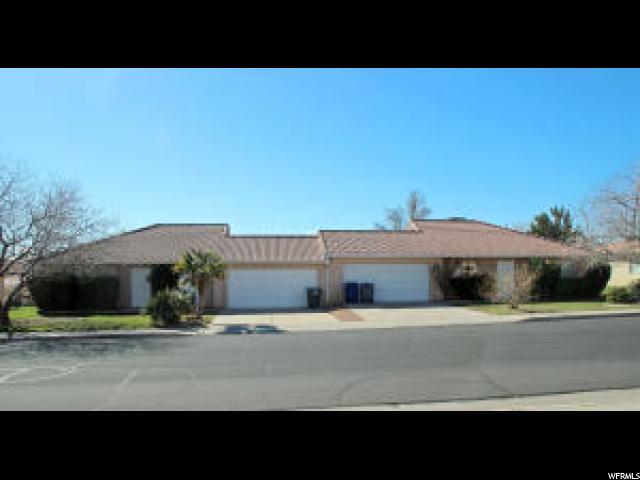 Duplex for Sale at 2642 E 620 N 2642 E 620 N St. George, Utah 84790 United States
