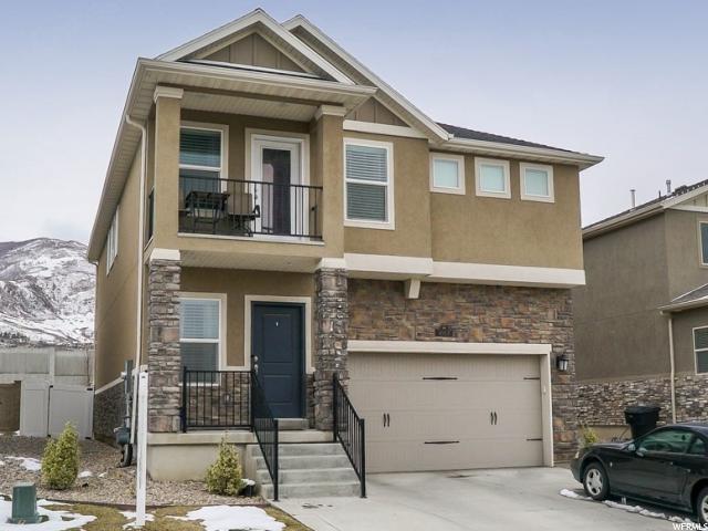 单亲家庭 为 销售 在 1057 BLACKSTONE Drive 1057 BLACKSTONE Drive Fruit Heights, 犹他州 84037 美国
