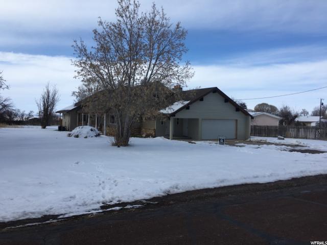 单亲家庭 为 销售 在 67 N 100 W 67 N 100 W Holden, 犹他州 84636 美国