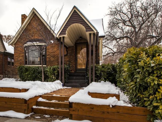 单亲家庭 为 销售 在 948 E BRYAN 948 E BRYAN 盐湖城市, 犹他州 84105 美国
