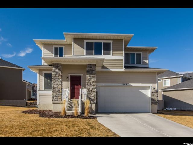 7569 N EVANS RANCH DR, Eagle Mountain UT 84005