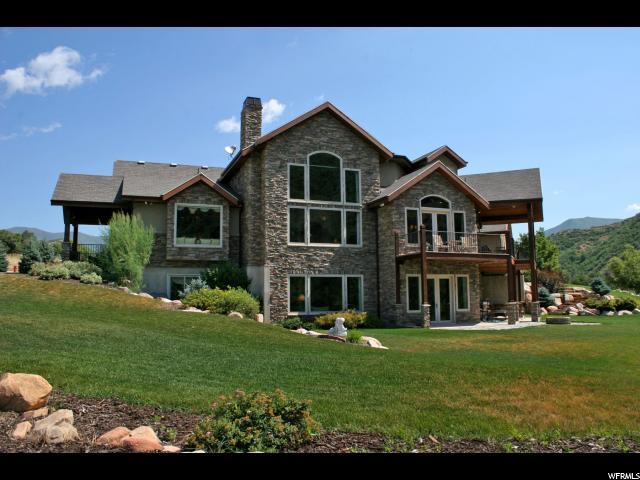 Unique la famille pour l Vente à 700 N HOBBLE CREEK CANYON Road 700 N HOBBLE CREEK CANYON Road Unit: 4 Springville, Utah 84663 États-Unis