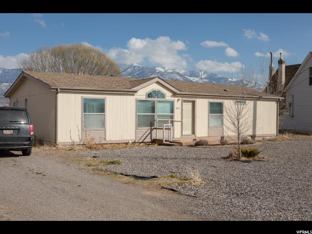Single Family for Sale at 347 S CENTER Road 347 S CENTER Road Elsinore, Utah 84724 United States