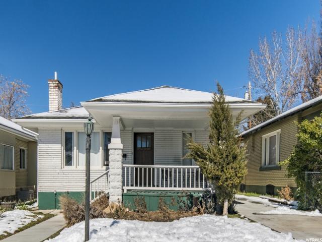 1181 E HARRISON AVE Salt Lake City, UT 84105 - MLS #: 1508080