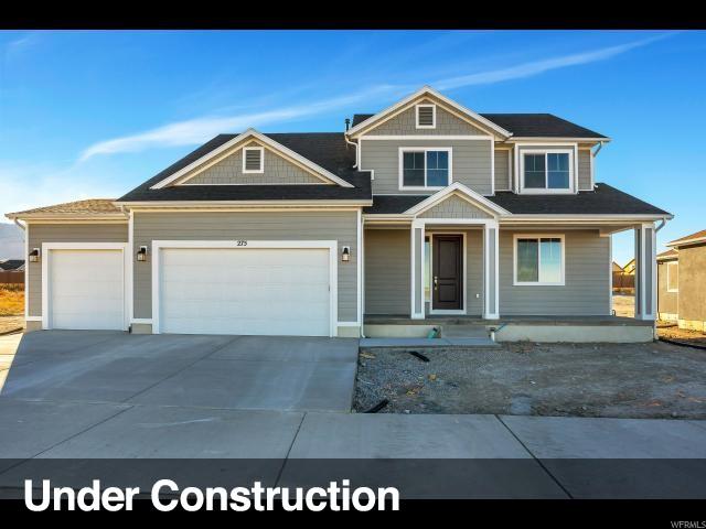 Unique la famille pour l Vente à 135 W BOX CREEK Drive 135 W BOX CREEK Drive Stansbury Park, Utah 84074 États-Unis