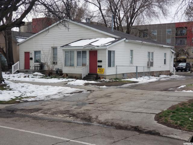Triplex for Sale at 159 N 600 W 159 N 600 W Salt Lake City, Utah 84116 United States