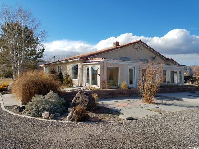 Один семья для того Продажа на 305 S SR 118 W 305 S SR 118 W Central Valley, Юта 84754 Соединенные Штаты