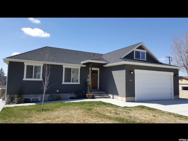 Unique la famille pour l Vente à 360 S 400 E 360 S 400 E Manti, Utah 84642 États-Unis