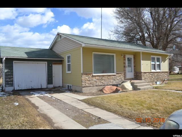 Single Family for Sale at 222 N PINE 222 N PINE Rockland, Idaho 83271 United States