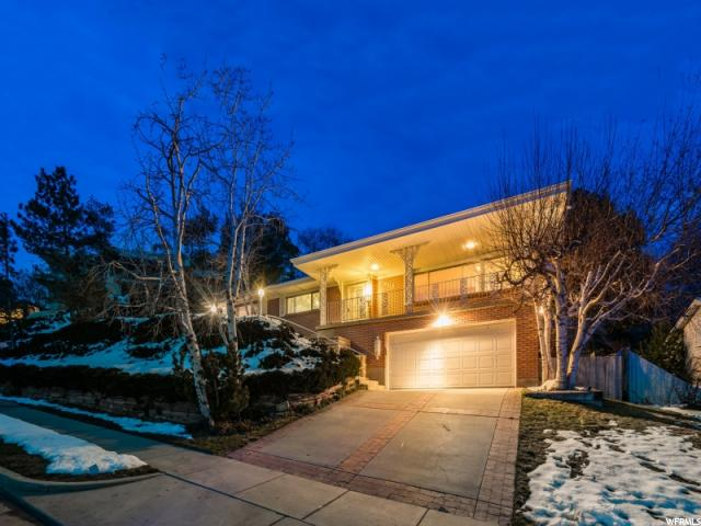 Home for sale at 968 N Terrace Hills Dr, Salt Lake City, UT 84103. Listed at 699800 with 5 bedrooms, 3 bathrooms and 3,524 total square feet