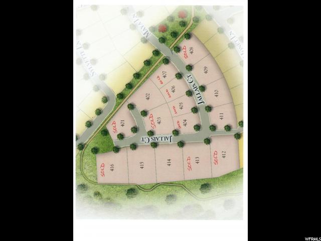 3382 E JALLAIS CT Cottonwood Heights, UT 84093 - MLS #: 1508152