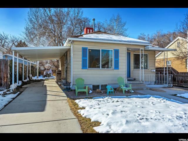 1750 S PARK ST Salt Lake City, UT 84105 - MLS #: 1508223