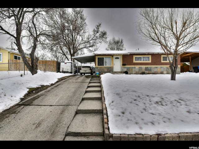 5180 S PIEPER BLVD Salt Lake City, UT 84118 - MLS #: 1508229