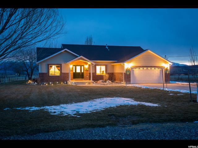 Single Family للـ Sale في 18000 N 8750 E 18000 N 8750 E Mount Pleasant, Utah 84647 United States