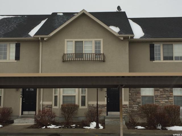Casa unifamiliar adosada (Townhouse) por un Venta en 1076 S OLD LEGEND Drive 1076 S OLD LEGEND Drive Springville, Utah 84663 Estados Unidos