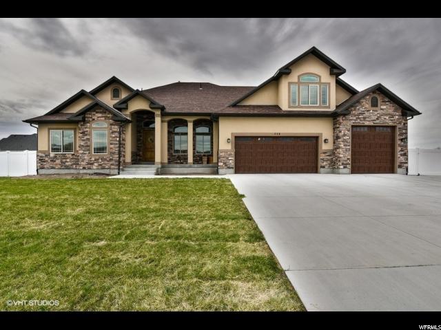 Single Family للـ Sale في 358 S WRANGLER CRT 358 S WRANGLER CRT Grantsville, Utah 84029 United States