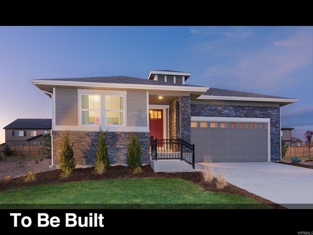 Один семья для того Продажа на 3298 S HAWKS Drive 3298 S HAWKS Drive Unit: 102 Saratoga Springs, Юта 84043 Соединенные Штаты