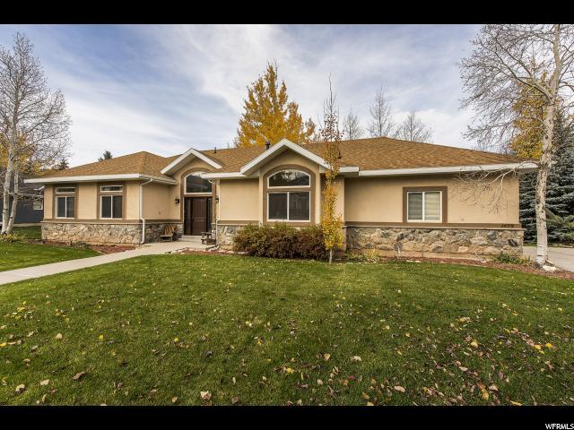 Single Family for Sale at 1459 N RIO GRANDE Road 1459 N RIO GRANDE Road Park City, Utah 84098 United States