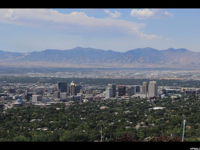 662 N SADDLE HILL RD Salt Lake City, UT 84103 - MLS #: 1508456