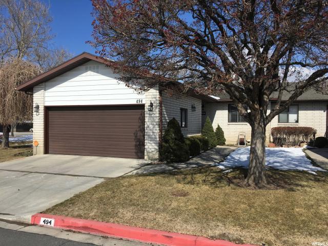 Condominio por un Venta en 494 W 75 N 494 W 75 N Orem, Utah 84057 Estados Unidos
