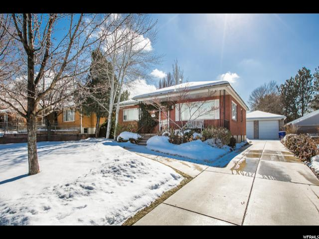 Home for sale at 2632 E 3210 South, Salt Lake City, UT  84109. Listed at 419900 with 4 bedrooms, 2 bathrooms and 2,105 total square feet